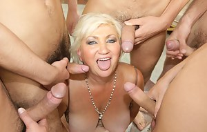 Mature Group Sex Porn Pictures
